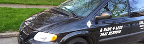 Airport Taxi | Rides 4 Less Taxi Service - Akron, OH