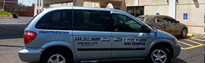 Shuttle Service | Rides 4 Less Taxi Service - Akron, OH